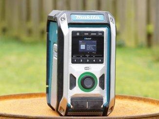 Makita DMR115 Baustellenradio Test